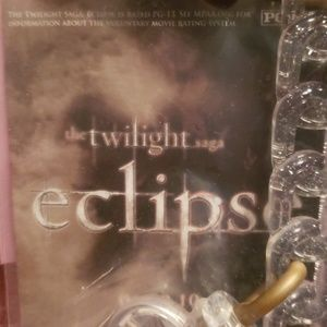 Twilight saga 'Eclipse ' rubber bracelet